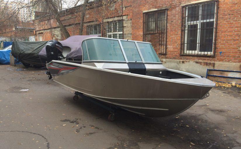 Проект №7 — Windboat DC EVO 4.6