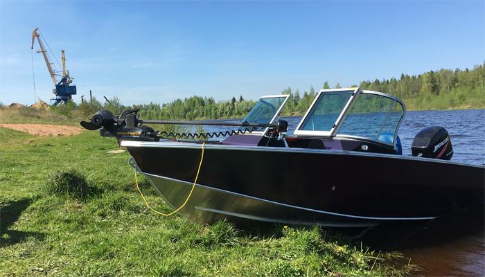 Первые покатушки — Проект №7 — Windboat EVO 4.6