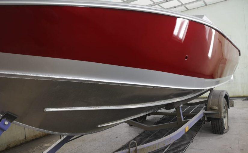 В новый 2019 сезон на новой лодке Windboat 46 Evo Fish